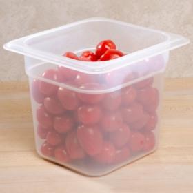 Container alimente polipropilena Cambro Camwear GN 1 6 H 15 cm 2.2 L