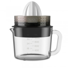 Storcator de citrice negru 1000 ml Black+Decker 30 W