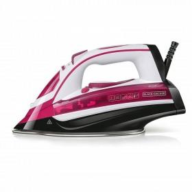 Fier de calcat roz Black+Decker 2600 W