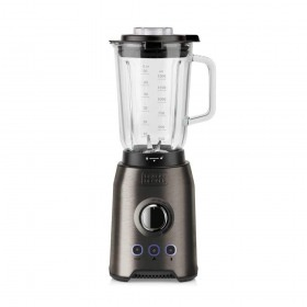Blender recipient sticla 3 functii Black+Decker 1.5 L 1200 W