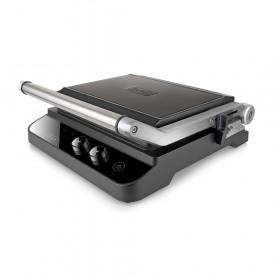 Gratar electric negru Black+Decker 2000 W