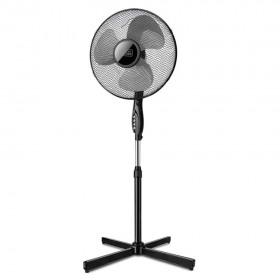 Ventilator negru cu picior Black+Decker 40 W