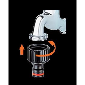 Conector robinet 1/2 (15-21 mm) - 86220000