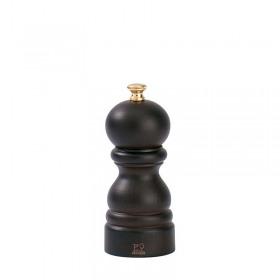 Rasnita pentru sare Paris Classic  din lemn 12 cm  chocolate - Peugeot