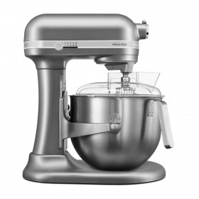 Mixer de bucatarie professional heavy duty silver KitchenAid 6.9 L