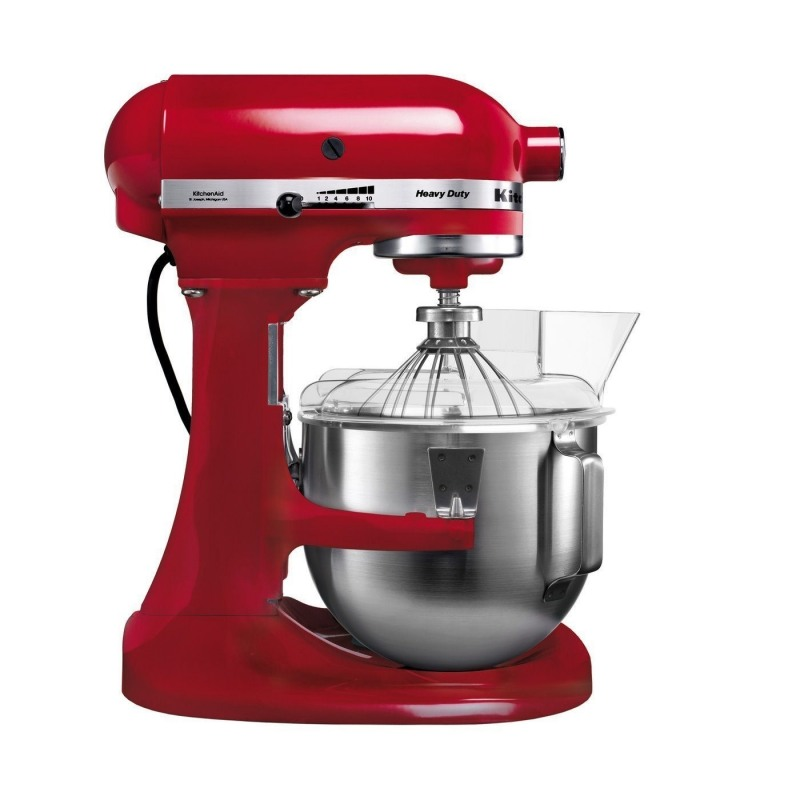 Mixer de bucatarie professional heavy duty empire red KitchenAid 4.8 L