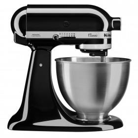 Mixer classic onyx black KitchenAid 4.3 L