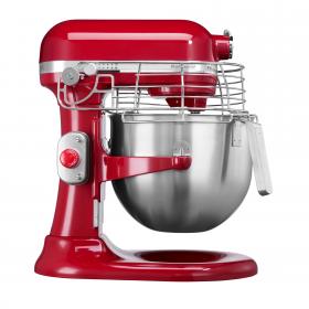Mixer professional empire red KitchenAid 6.9 L
