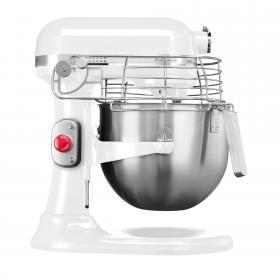 Mixer professional white KitchenAid 6.9 L