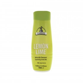Sirop Lemon & Lime Sodastream 440 ml