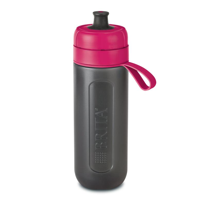 Sticla filtranta Fill&Go Active 600 ml (pink) - Brita