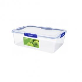 Cutie alimente rectangulara cu capac Sistema KLIP IT Plus 7.5 L