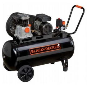 Compresor Black+Decker 50L 2HP 10BAR - BD 220/50-2M