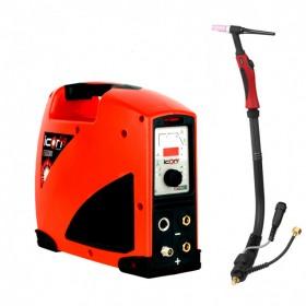 Invertor sudura 180 A  TIG electrod 1,6-3,25mm 3,5Kg Solter - ICONTIG1880HF