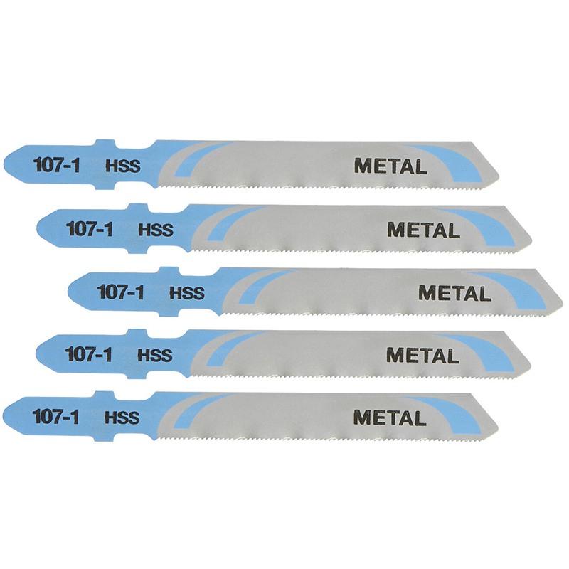 Set 5 lame pentru fierastrau pendular DeWalt HCS 100MM X 3MM X4 15MM - DT2163