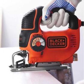 Fierastrau pendular Black+Decker KS801SE Auto-Select 550W