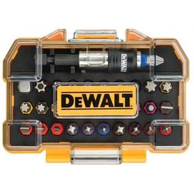 Trusa de biti 32 piese Dewalt - DT7969