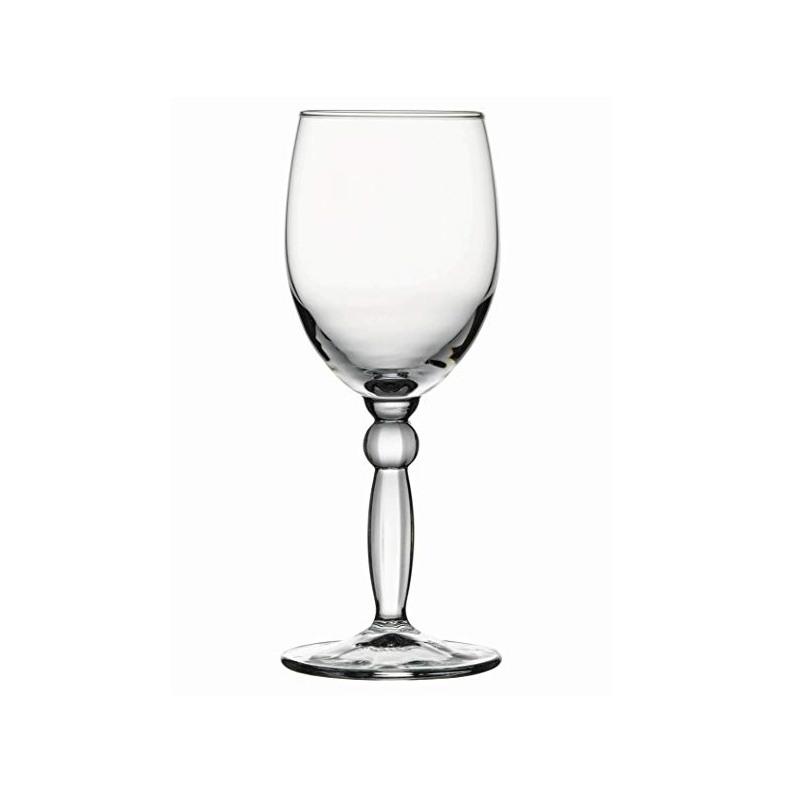 Set 6 pahare vin rosu Pasabahce Step 210 ml