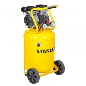 Compresor Stanley SXCMS1350VE Silent 50 L 1.3 CP / 1000W 8Bar 150L/min 59dB
