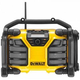 Radio digital si incarcator de acumulatori XR DeWALT -  DCR017