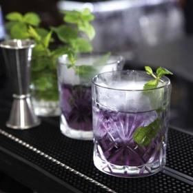 Set 6 pahare whisky RCR Melodia 310 ml