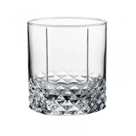 Set 6 pahare whisky Pasabahce Valse 320 ml