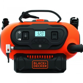 Compresor auto 160psi 11Bar 18V Black+Decker - BDCINF18N