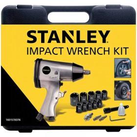 Pistol de insurubat cu impact + kit de accesorii Stanley® - 160157XSTN