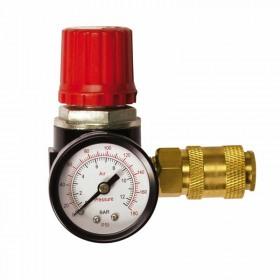 "Mini-regulator presiune cu manometru, cupla rapida, 1/4""F Stanley® - 152166XSTN"