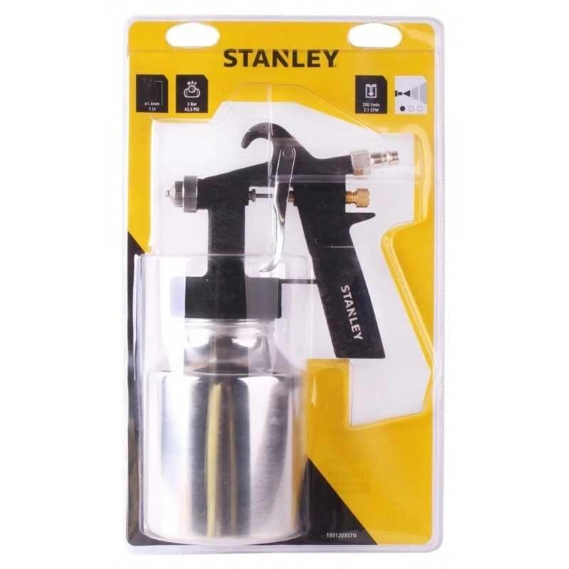 Pistol de vopsit presiune scazuta 100 l/min Stanley® - 150120XSTN