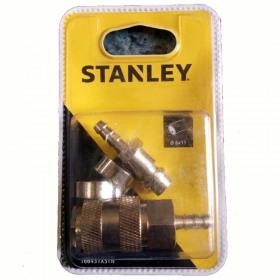 Set cuple pentru furtun compresor Ø6x11mm Stanley® - 166431XSTN