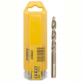 10 burghie Cobalt HSS-E Extreme Ø8.0mmx117mm DeWALT® - DT4938
