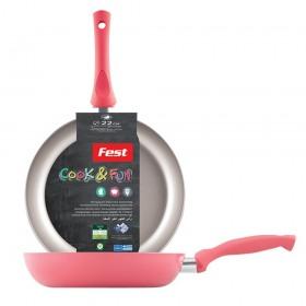 Tigaie antiaderenta Fest Cook&Fun 22cm