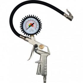 Pistol cu manometru Stanley® - 150533XSTN pentru umflarea rotilor