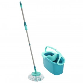 Set curatenie mop rotativ rotund Leifheit Clean Twist Ergo