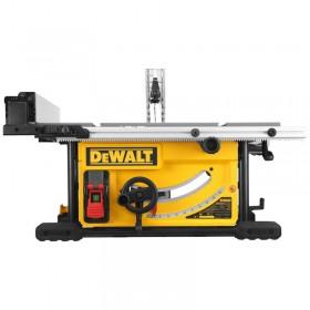 Debitor DeWalt® DWE7492 cu masa de lucru 250mm