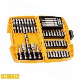 Set insurubare 45 accesorii DeWALT DT71572
