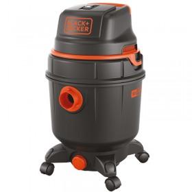 Aspirator umed/uscat Black+Decker® BXVC30 PDE - 30L 1600W cuva plastic