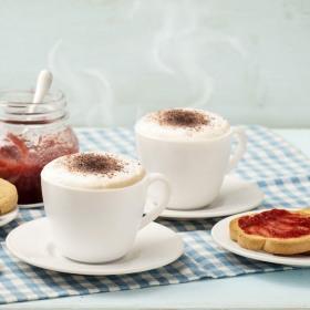Set cafea opal 6 persoane Bormioli Toledo 220 ml
