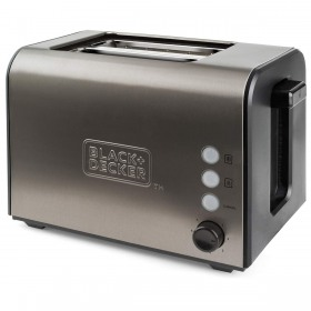 Toaster 7 trepte Black+Decker 900 W