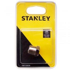 "Niplu redus Stanley 156112XSTN filet interior exterior 3/8""M  1/4""F"