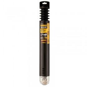 Burghiu DeWALT DT60845 SDS-Max XLR cu 4 taisuri 40mm x 570mm x 450mm