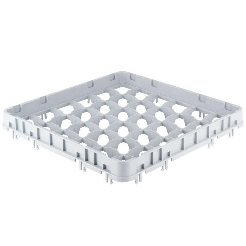 Rack extender half drop 36 compartimente Cambro 36E2