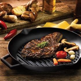 Tigaie grill 26 cm - Lava