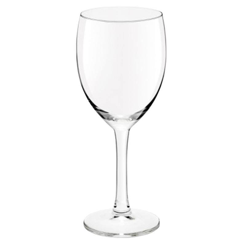 Set 3 pahare vin alb Libbey Clarity 190 ml