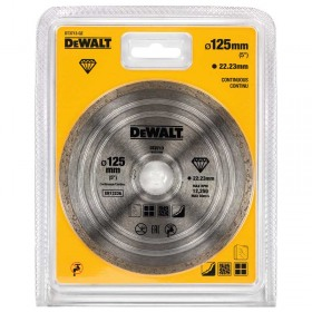 Disc diamantat continuu DeWALT DT3713 Ø125mm