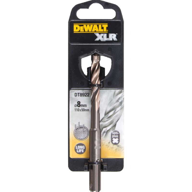 Burghiu DeWALT DT8922 SDS-Plus FHC, 8x110x50 mm