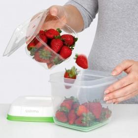 Cutie depozitare alimente Sistema FreshWorks 1.5 L