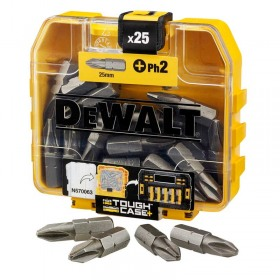 Set Tic Tac DeWALT DT71522 25x PH2 25mm