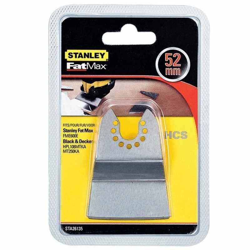Razuitor rigid Stanley Fatmax STA26135pentru multifunctionala oscilanta  52x26mm